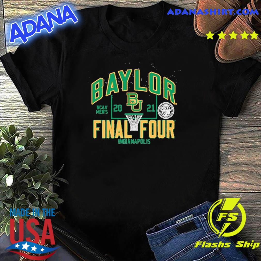 Official Baylor Bears Blue 84 Women's 2021 NCAA Men's Basketball Tournament March Madness Final Four Bound Tri-Blend Long Sleeve T-Shirt