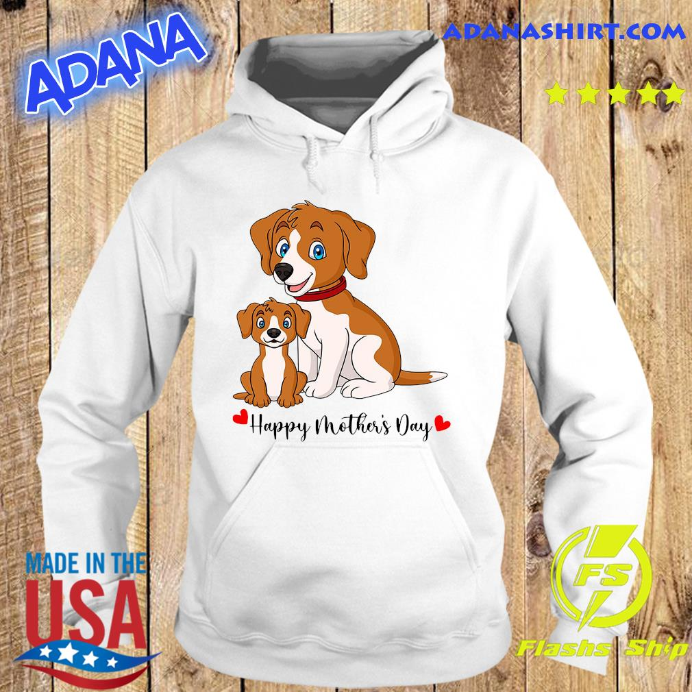 Official Dogs Happy Mother's Day Shirt Hoodie