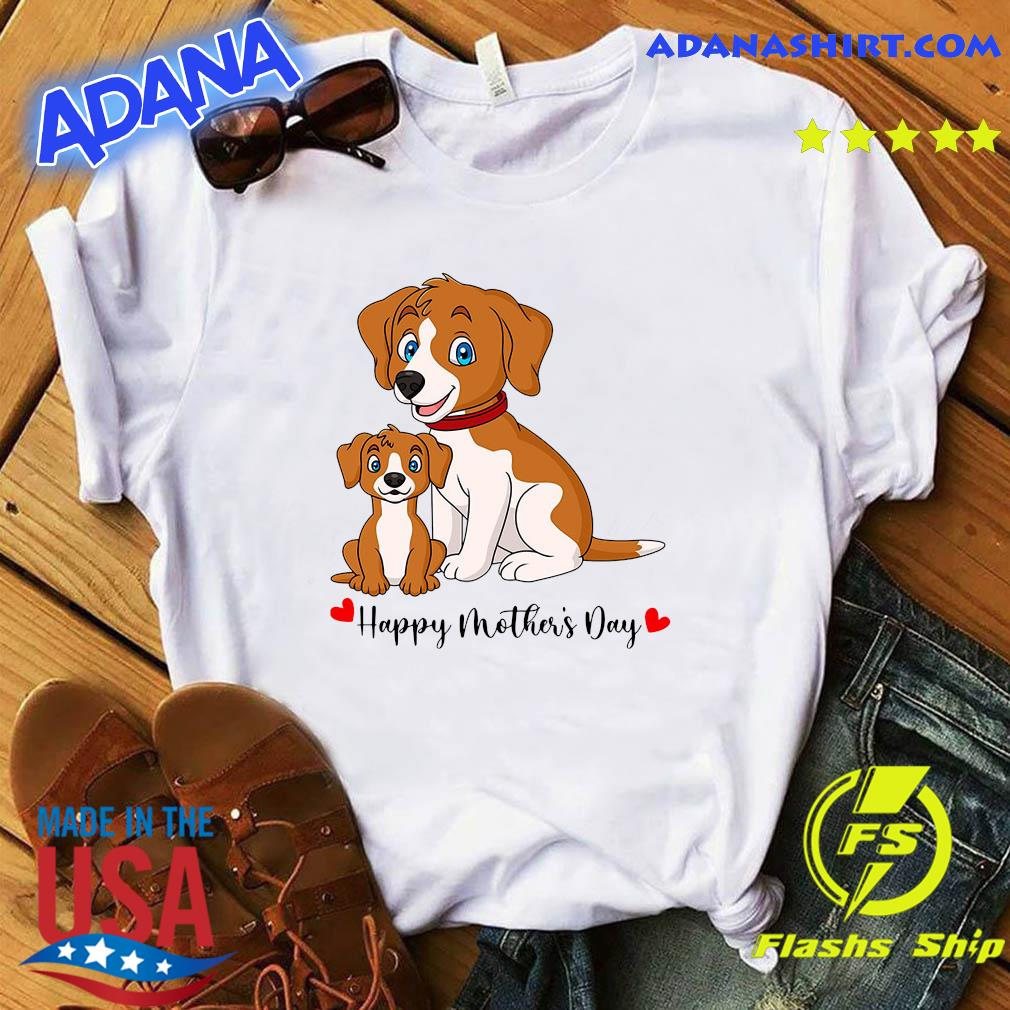 Official Dogs Happy Mother's Day Shirt