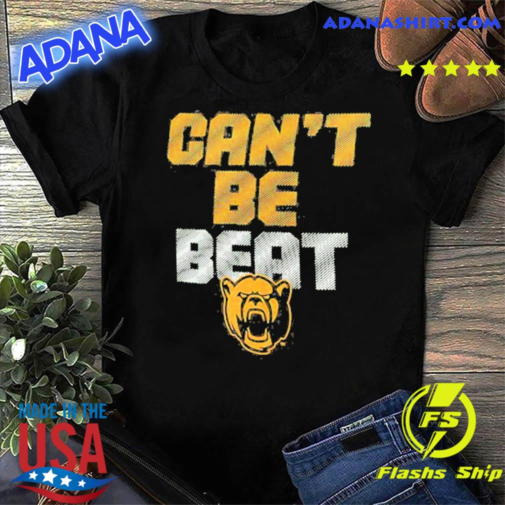 Baylor Bears Can't Be Beat Shirt