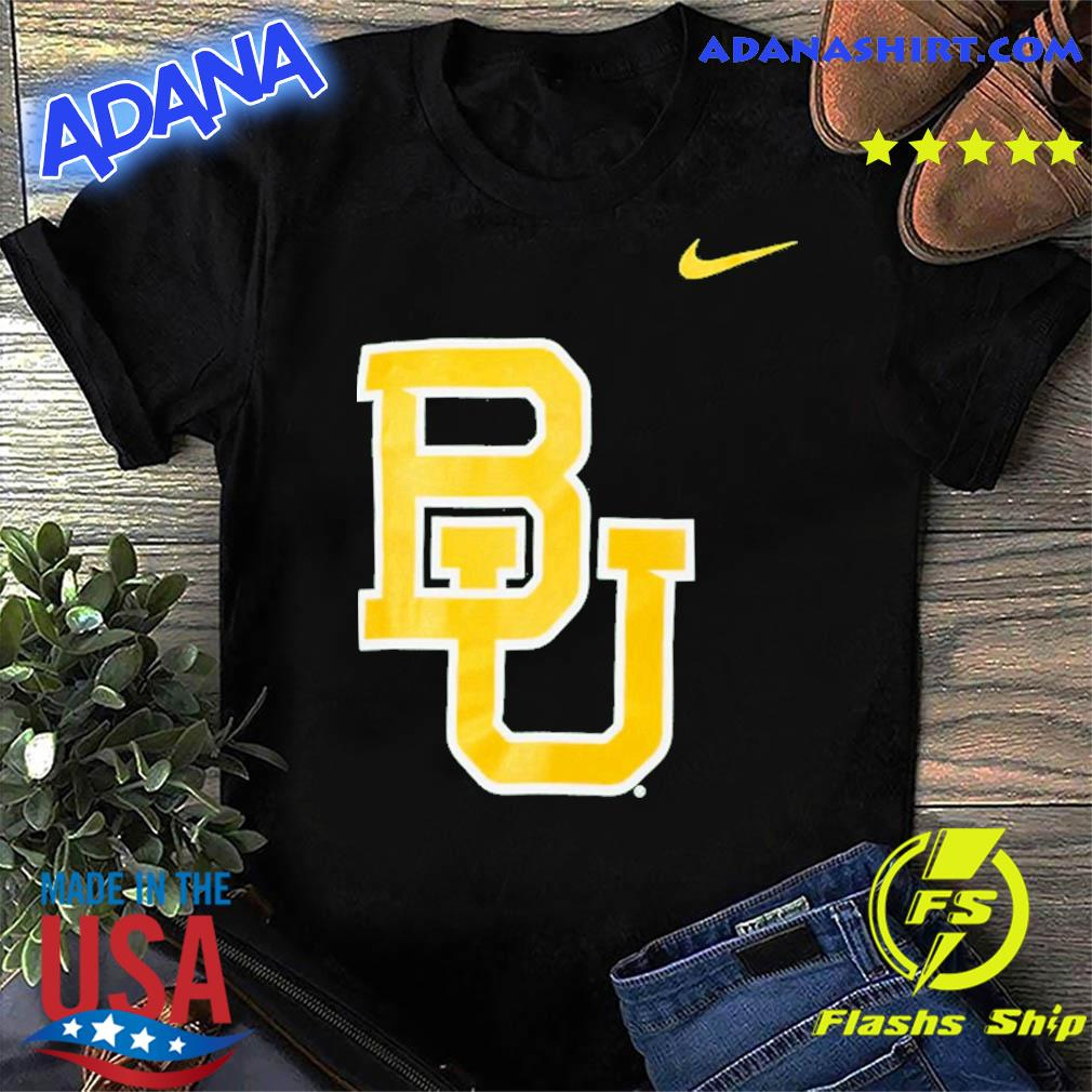 Nike Baylor Bears Logo Legend Performance T-Shirt