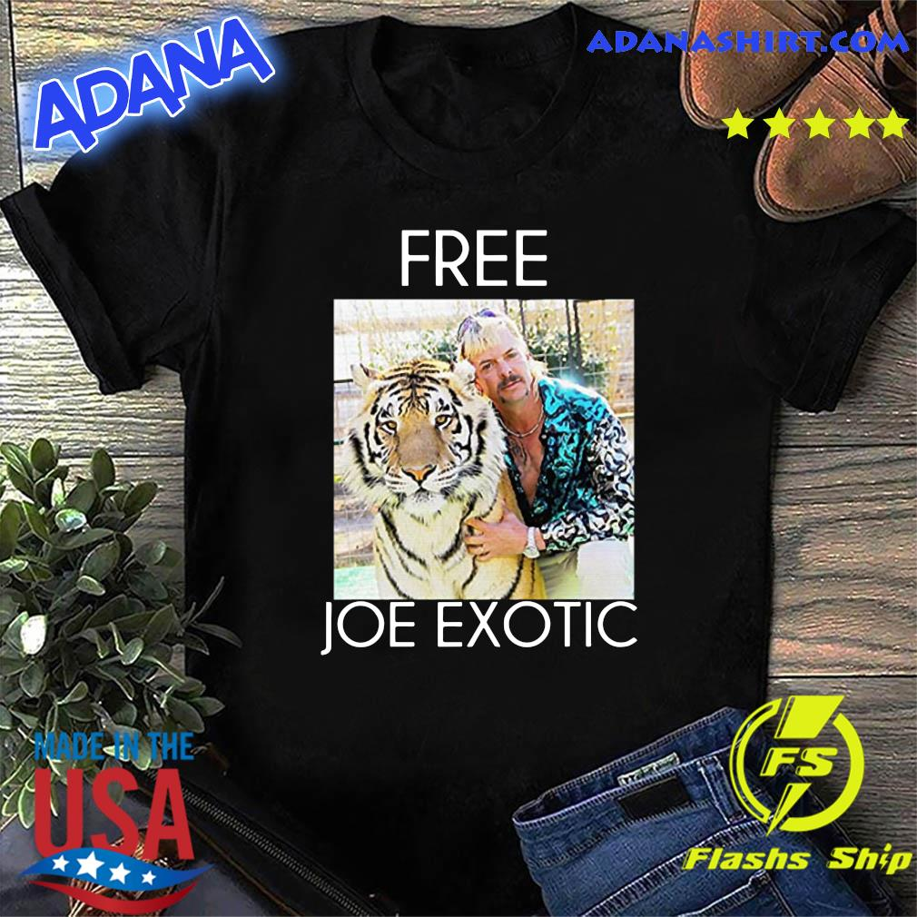 Free Joe Exotic Shirt