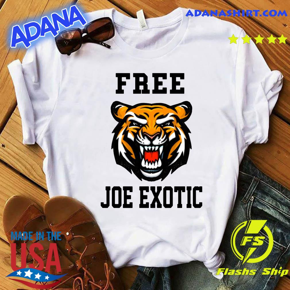 Official Free Joe Exotic Shirt