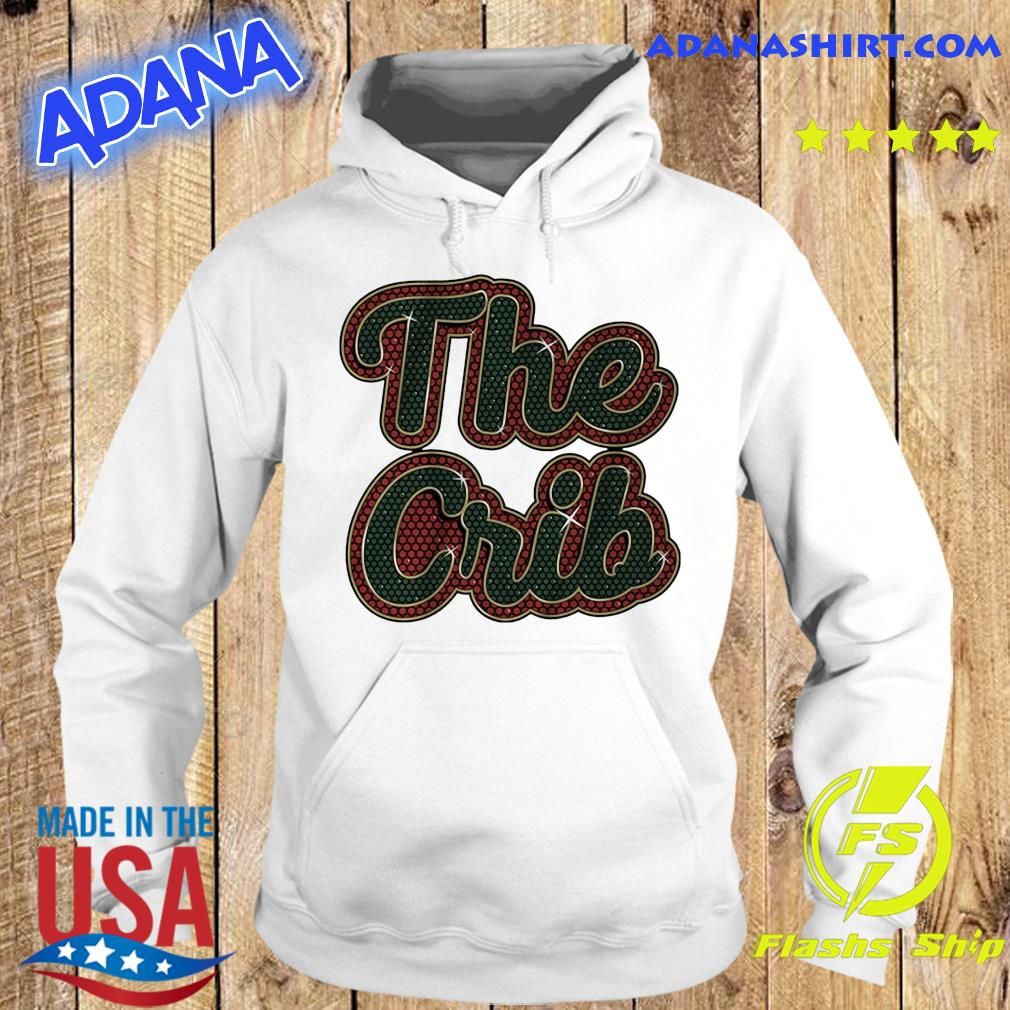The Crib Miami Football Shirt Hoodie