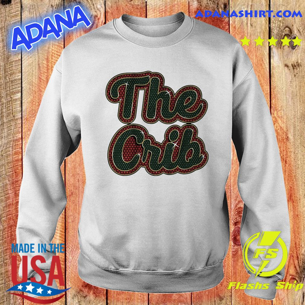 The Crib Miami Football Shirt Sweater