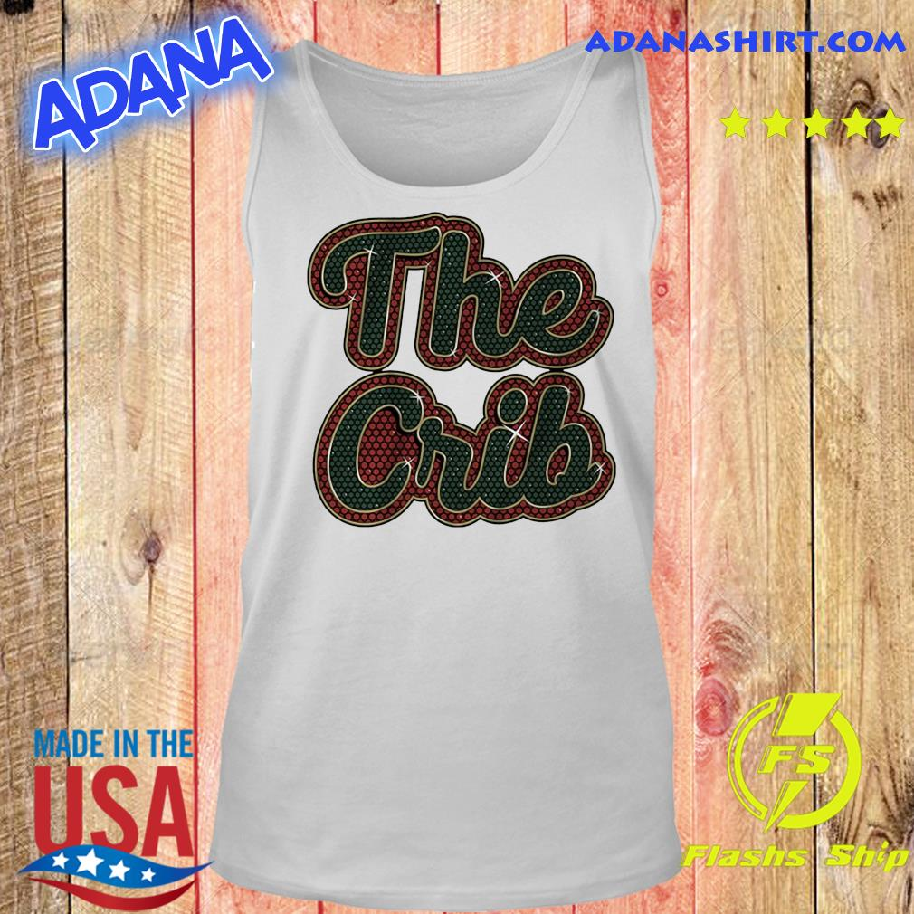 The Crib Miami Football Shirt Tank top
