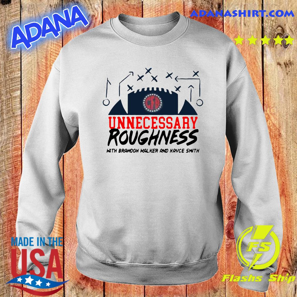 Unnecessary Roughness Pocket Shirt Sweater