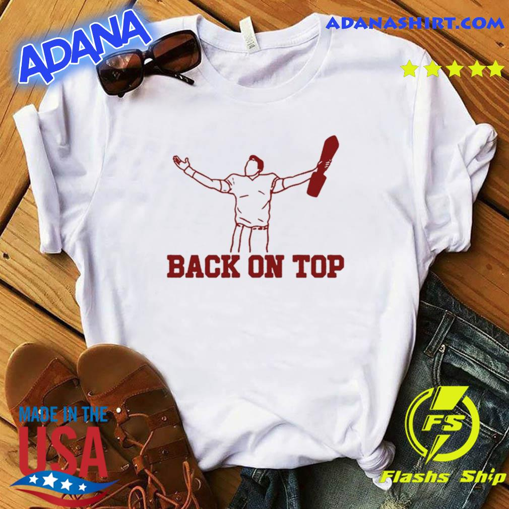 BACK ON TOP T-SHIRT